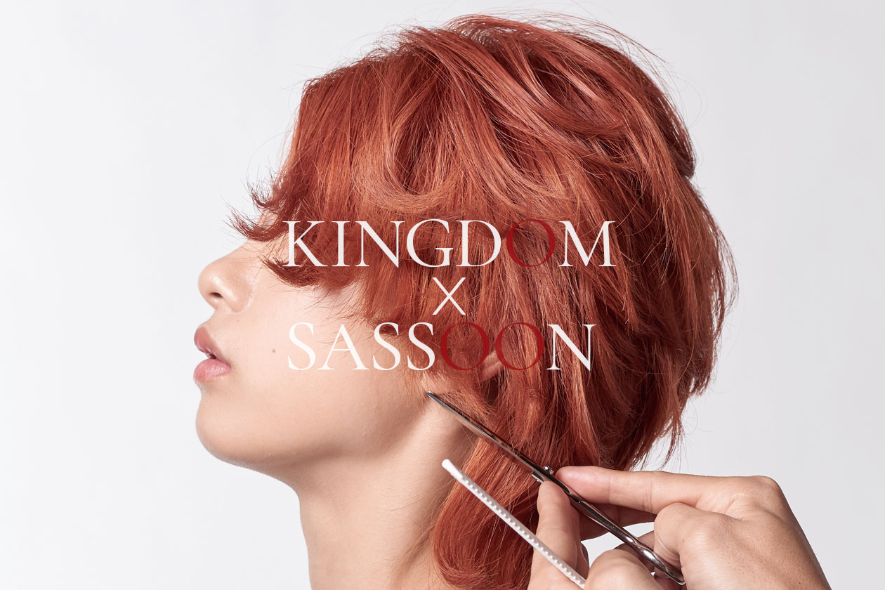 KINGDOM X SASSOON